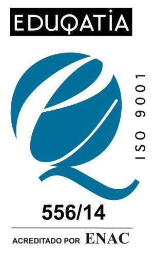 Marca EDUQATIA ISO9001 556-14